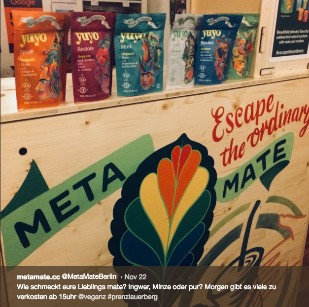 YERBA MATE MERGER: YUYO DRINKS BECOMES PART OF META MATE