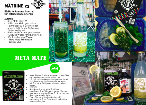Meta Mate 23 Hot & Cold