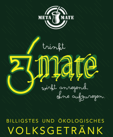 The arrival of Meta Mate 23 – the Volksgetränk