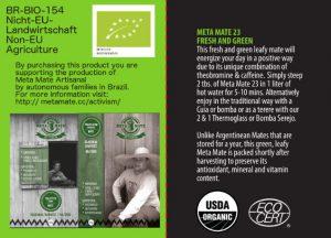 Meta Mate 23 Label