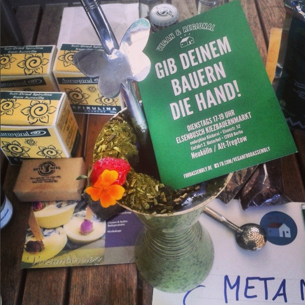Mate in Berlin – Sustainable & Regional