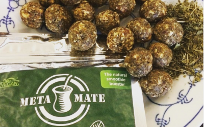 Raw Recipes with Mate
